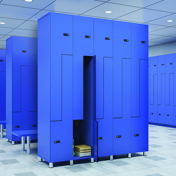 Locker Cubicles